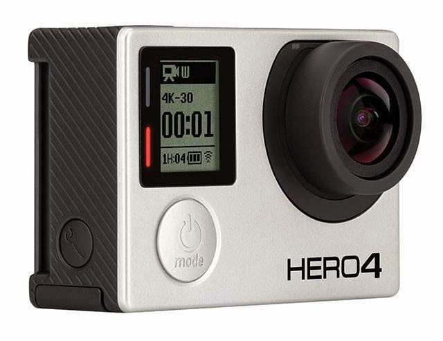 GoPro Hero 4 / جوبرو هيرو 4