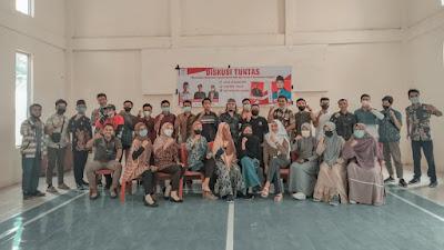 Ikatan Keluarga Mahasiswa Kecamatan Jonggat Dilaunching, Ini Harapan Ketuanya