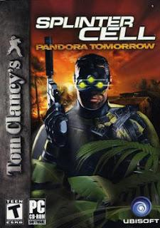 Download Tom Clancy's Splinter Cell Pandora Tomorrow Full Version