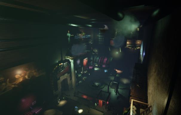 Rest House is an adventure, horror and logic game developed by studio Don Quixote for the PC platform.