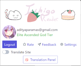 Ichigo Reader