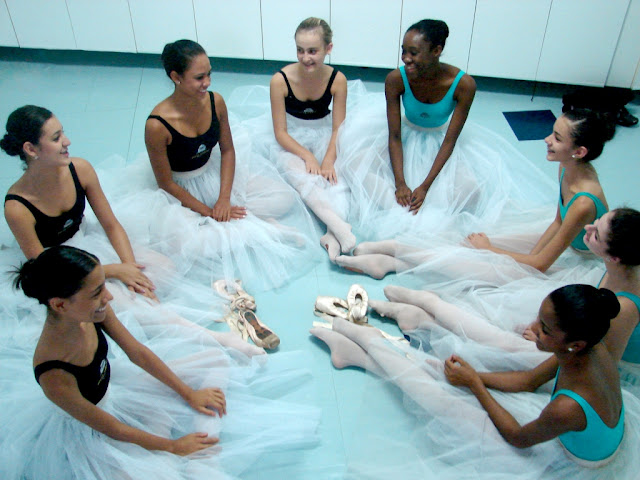 Dinâmicas para grupos de dança