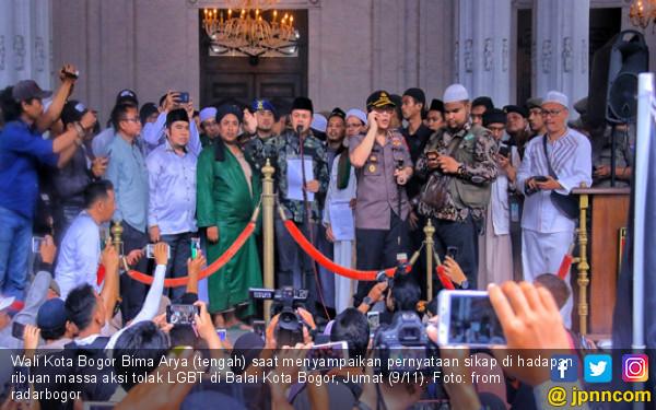 Bogor akan Berantas L68T Sampai ke Akar-Akarnya, Takbir!