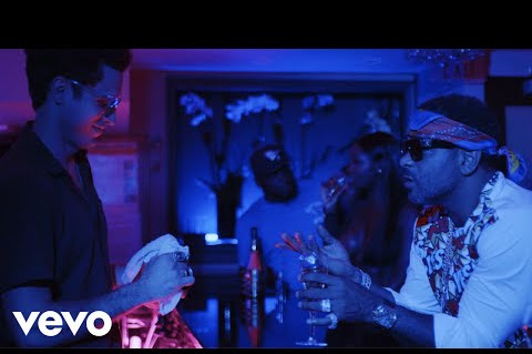 Watch: Jim Jones -  Nothing Lasts Featuring Fabolous And Marc Scibilia