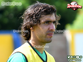 Juan Diego Gutiérrez deja Oriente Petrolero - DaleOoo - Santa Cruz - Bolivia+