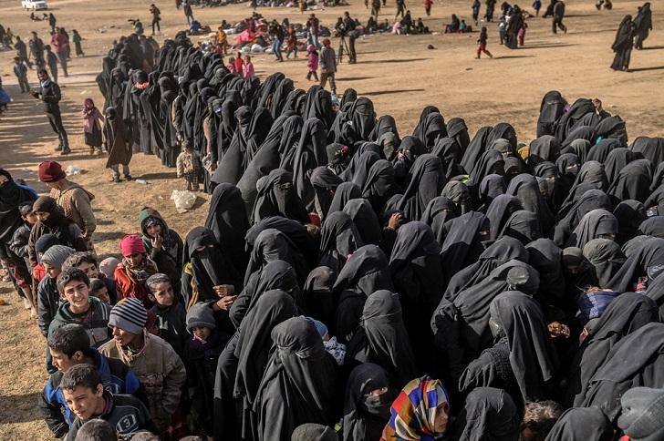 Pemerintah RI Putuskan Tak Akan Pulangkan 689 WNI Eks ISIS, Ini Alasannya