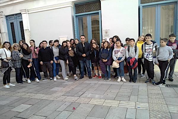 Tο Καλλιτεχνικό Γυμνάσιο Μεσολογγίου στο Κέντρο Ελληνικών Σπουδών του Harvard στο Ναύπλιο