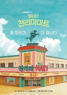 Drama Korea Pegasus Market (2019)