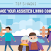 Top 5 Hacks to Manage Your Assisted Living Community #infographic