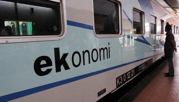 Tiket Kereta Api Ekonomi AC Maret