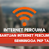 BANTUAN PRIHATIN NASIONAL : Internet Percuma Dari April Sehingga PKP Tamat