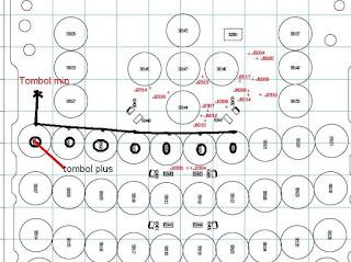 Cara memperbaiki huruf qwertyu pada nokia C3 yang tidak jalan
