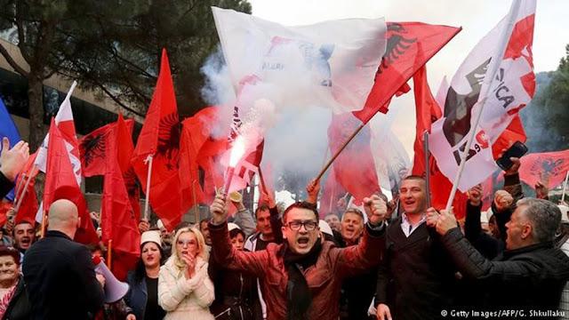 Αλβανία: Αιματηρό προεκλογικό επεισόδιο στο Ελμπασάν