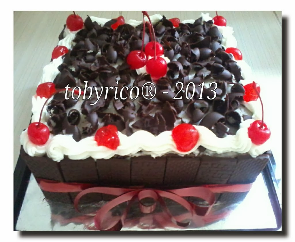 Tobyrico S Mom Kitchen Black Forest