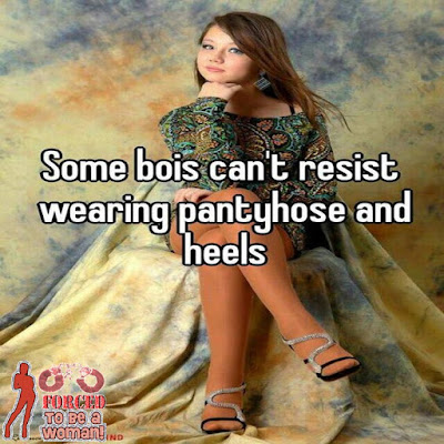 You cannot resist to it Sissy TG Caption - Candi's Place - Crossdressing and Sissy Tales and Captioned images