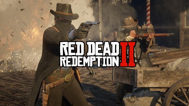 شاهد بالصور حملة الترويج للعبة Red Dead Redemption 2 تغزو العالم قبل إطلاق اللعبة ، لنشاهد من هنا ..
