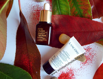 Estee Lauder Advanced Night Repair porównanie do Lancome Advanced Génifique Serum