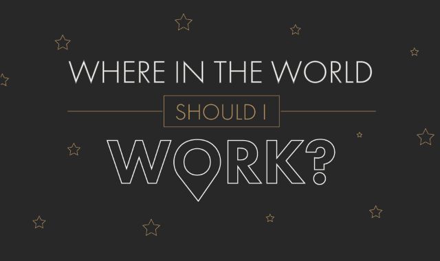 Where In The World Should I Work?