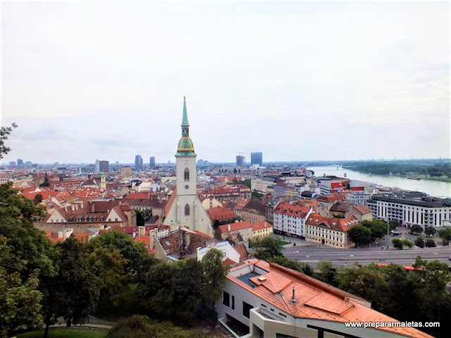 que ver en Bratislava, visitas imprescindibles