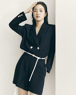 Profil Lengkap Kim Go Eun Pemain The King Eternal Monarch Yang Pernah Jadi Pengantinnya Goblin