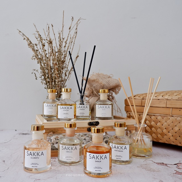 Review Sakka Bali Reed Diffuser
