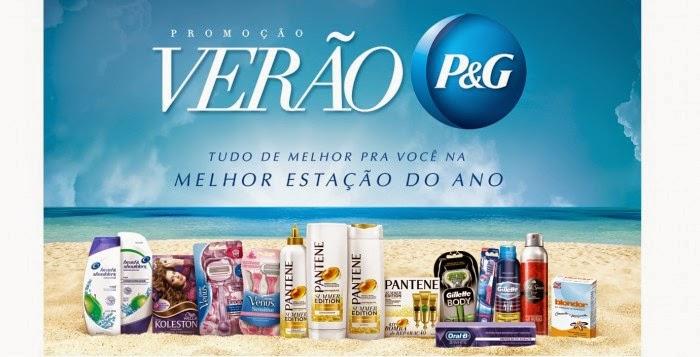Promoção Verão P&G