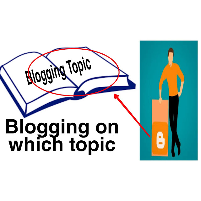 Blogging on which topic
