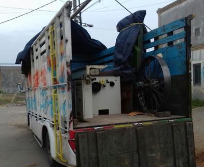 Sewa Truk Surabaya Lampung