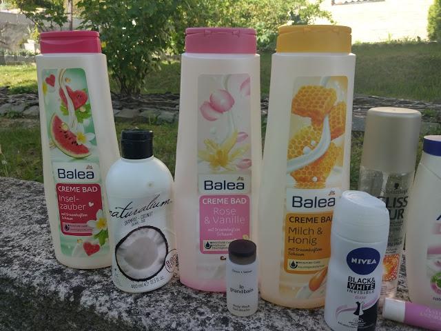 minuté produkty od rôznych značiek