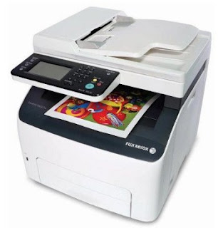a printer non entirely serves to impress but besides tin strength out hold out used for the re-create too scan FUJI XEROX DocuPrint CM225FW Driver Download