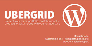 Download UberGrid Responsive Grid Builder for WordPress