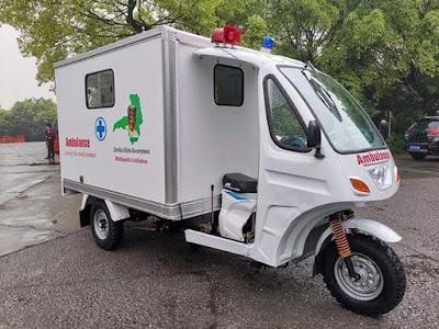 Zamfara State Launches Tricycle Ambulances to Tackle Covid-19