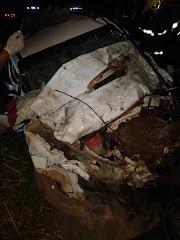 Médico filho do Prefeito Teme morre após trágico acidente em Alto Alegre.
