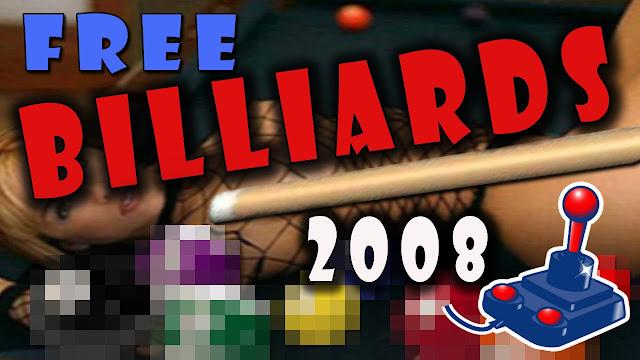 FREE BILLIARDS 2008 Cover Photo