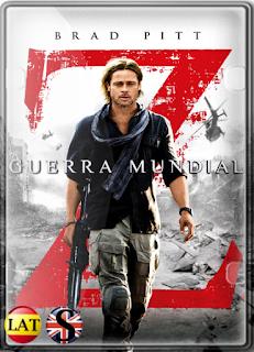 Guerra Mundial Z (2013) FULL HD 1080P LATINO/INGLES
