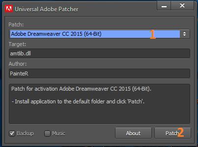 Adobe Dreamweaver CC 2015
