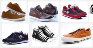 Harga Sepatu Pria Termurah