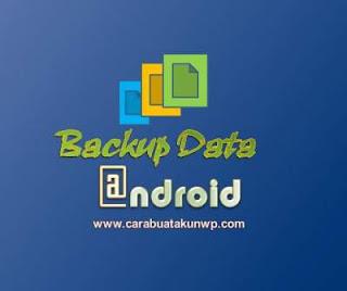 Cara Backup Data Samsung Android Ke Google