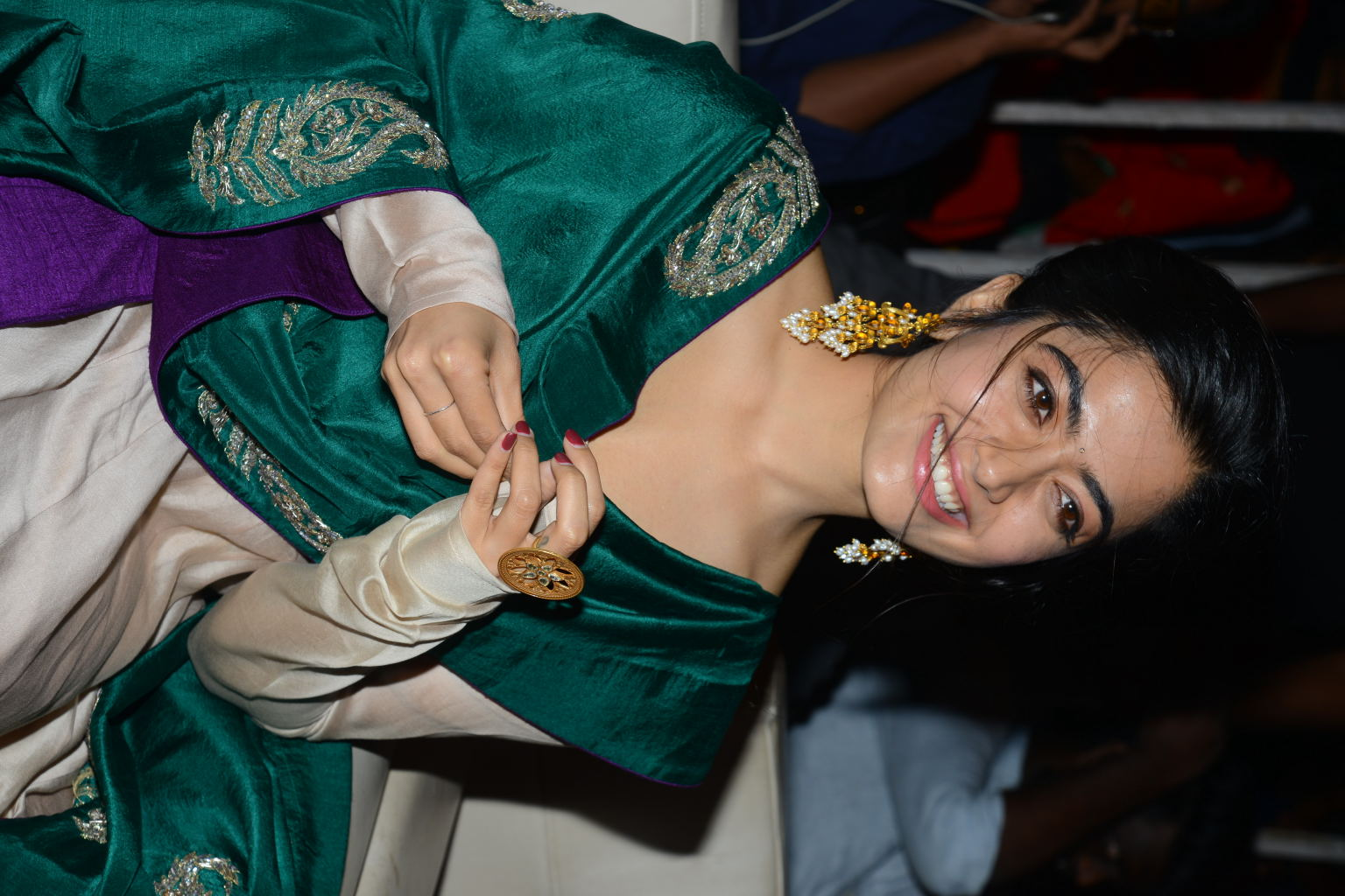 Actress Rashmika Mandanna Cute stills
