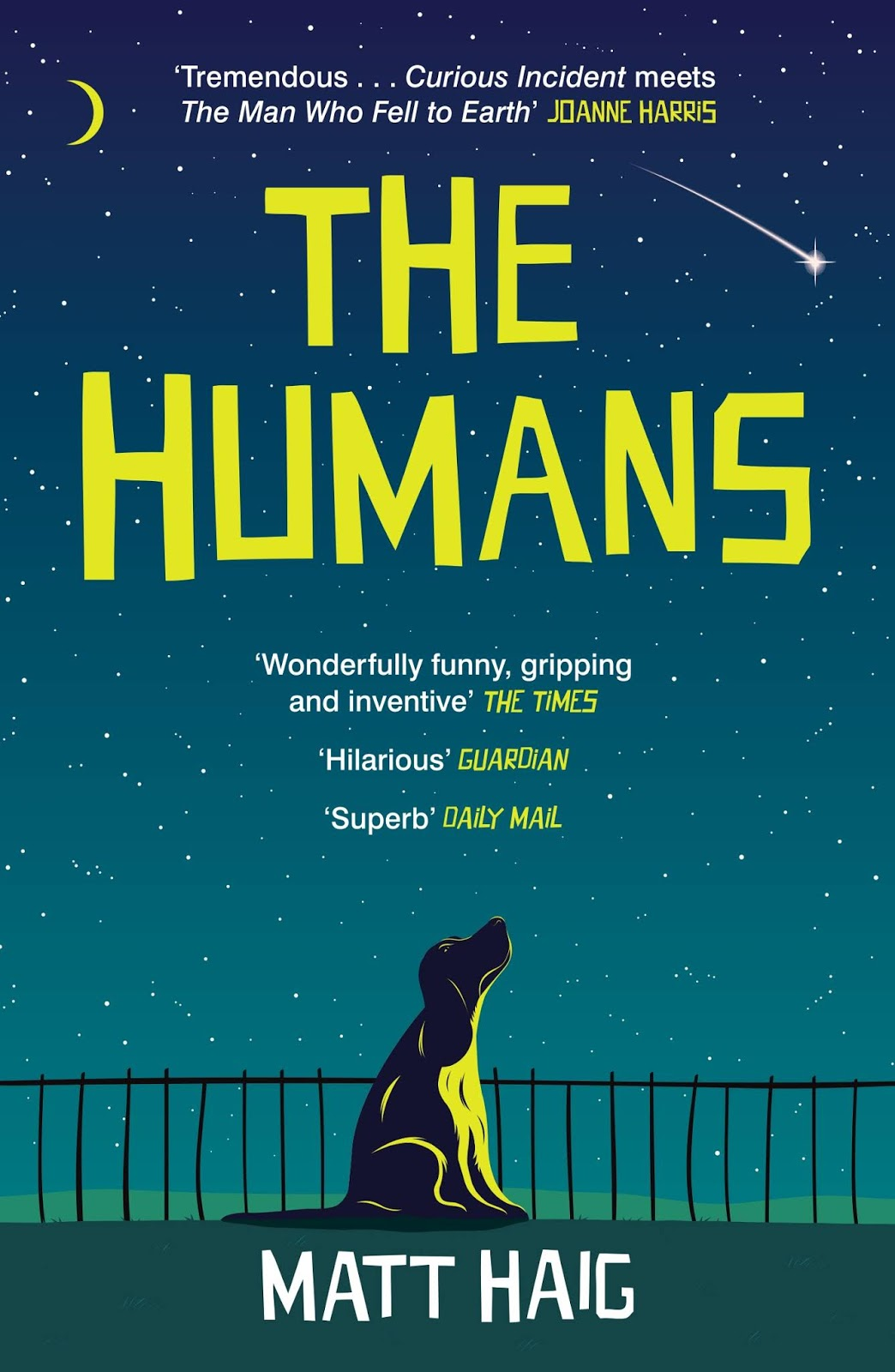The Humans by Matt Haig