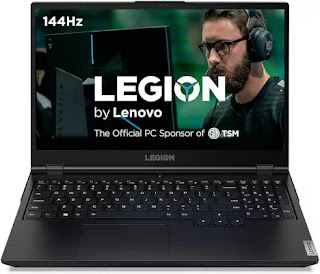 Lenovo Legion 5 for Kali Linux