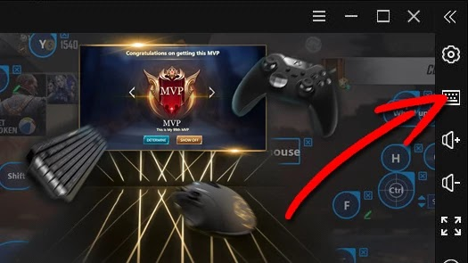 How to Play on PC with LDPlayer - Keymap