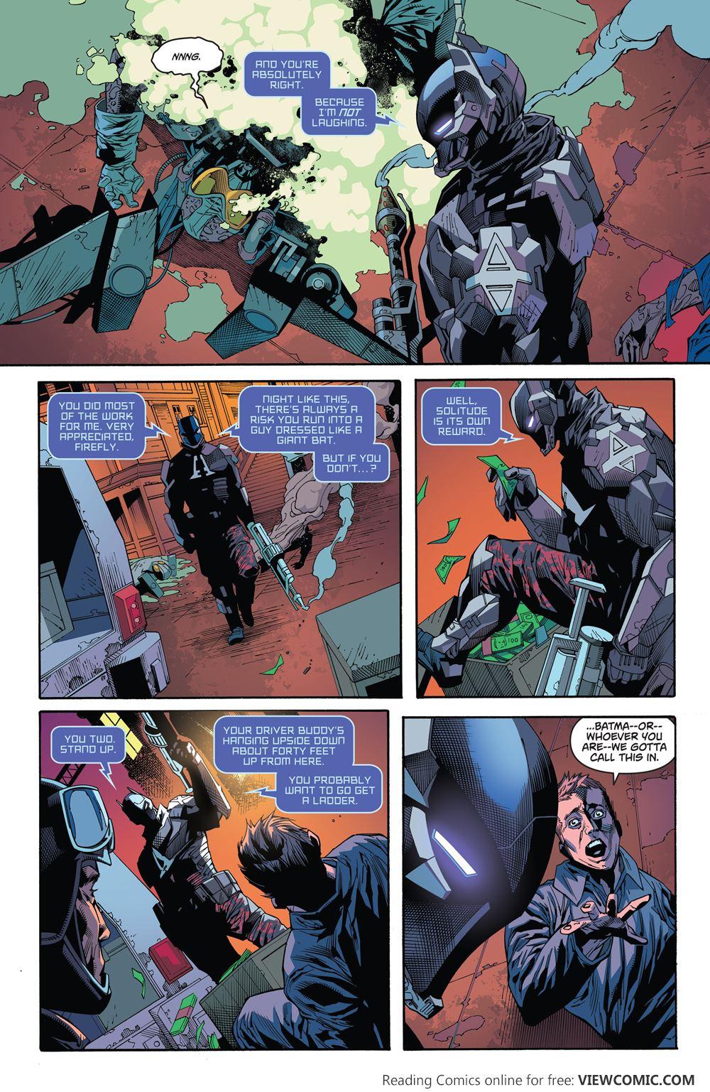 Batman – Arkham Knight Annual 001 (2015) | Viewcomic reading comics