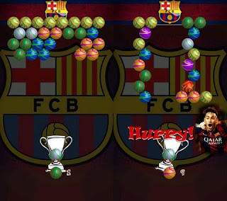 Game Mod - Bubble Shooter Barcelona Update Terbaru