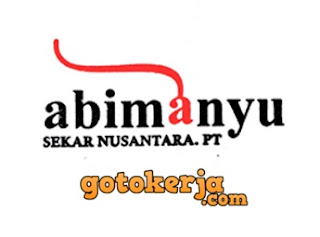 Lowongan Kerja PT. Abimanyu Sekar Nusantara