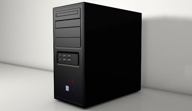1. Casing Komputer / Casing CPU