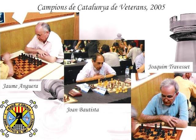 Campeonato de Catalunya de Veteranos 2005