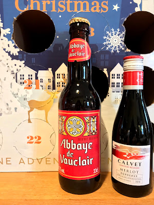 French Village Lockdown Diaries day forty-three France Trivia Advent day eleven Bordeaux wine