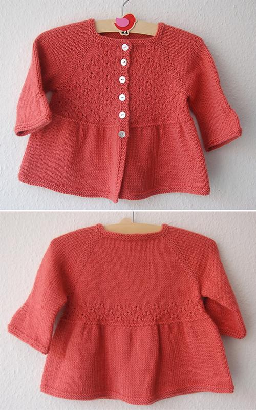 Alouette - Knitting Pattern
