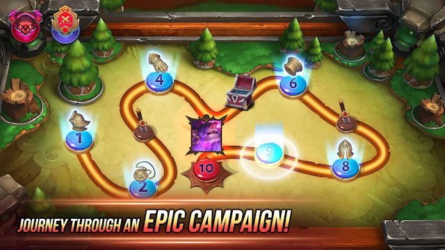 Dungeon Hunter Champions Epic Online Action RPG Game